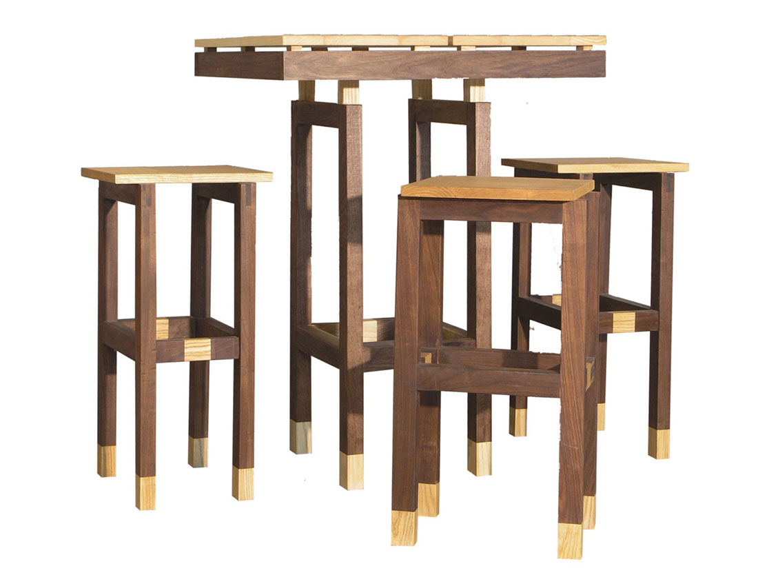 Bar Tables And Chairs Bar Height Dining Table Feel The Home