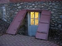 Basement Entry Doors Installation
