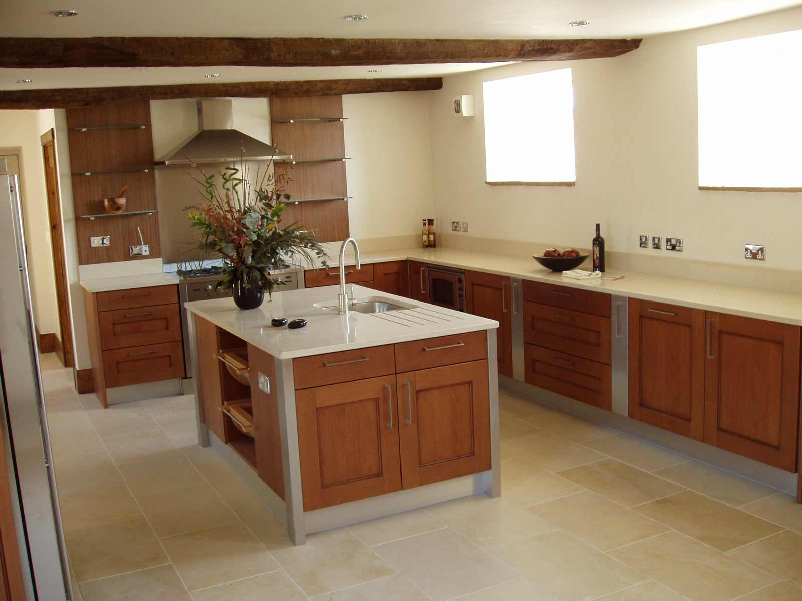 laminate flooring kitchen miami cabinets feel the home