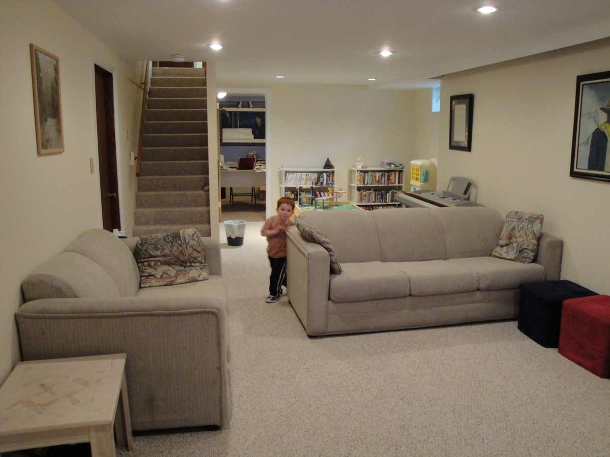 Best Carpet For Basement Family Room