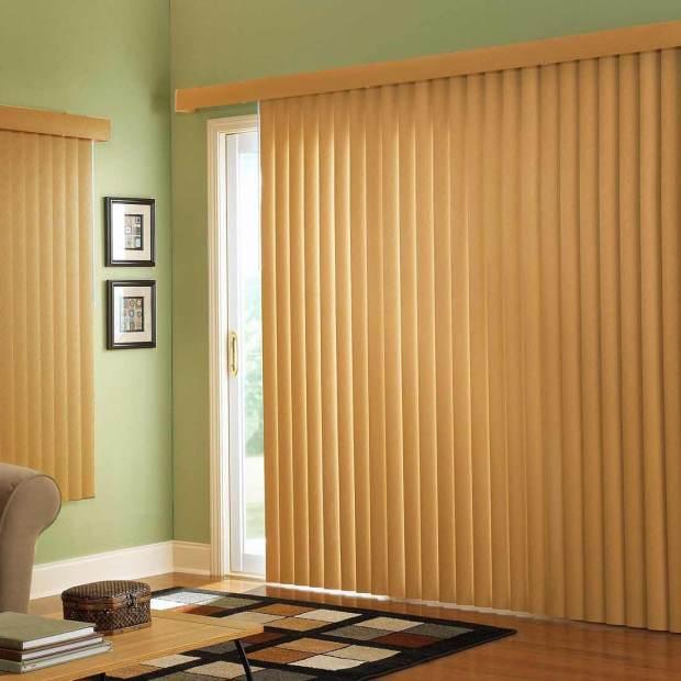 Sliding Patio Door Blinds Home Design Ideas