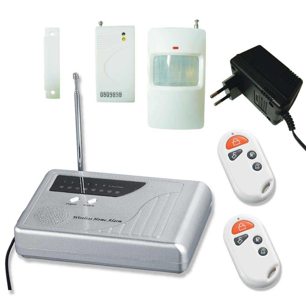 Best Wireless Burglar Alarm Systems