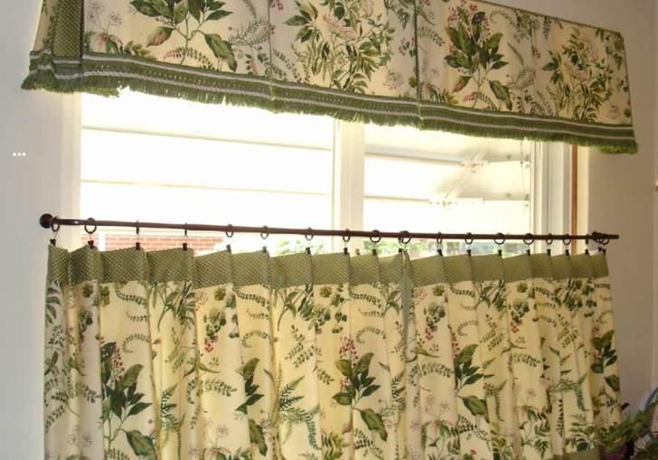 Cafe Curtain Kitchen
