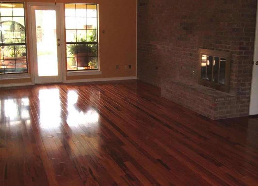 Brazilian Cherry Hardwood Flooring  Feel The Home