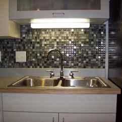 Inexpensive Backsplashes For Kitchens Kitchen Sink Refinishing Porcelain Cheap Backsplash Ideas Modern