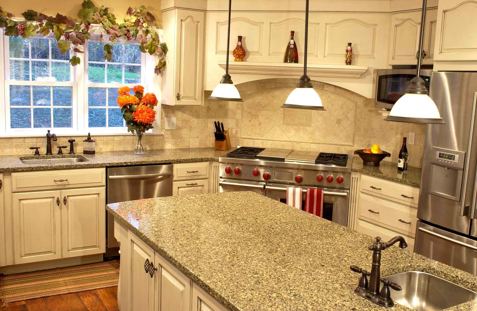 Cheap Countertop Ideas Kitchen  Feel The Home