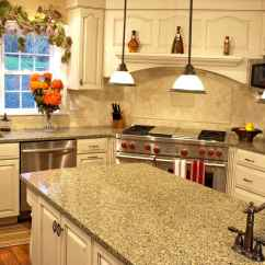 Kitchen Counter Ideas Country Style Sink Cheap Countertop Feel The Home