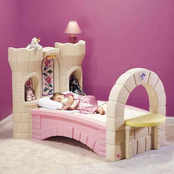 Castle Toddler Bed Feel Home