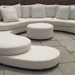 White Leather Sofa Cheap Small Sectional Sleeper Sofas Contemporary Furniture Online Feel The Home