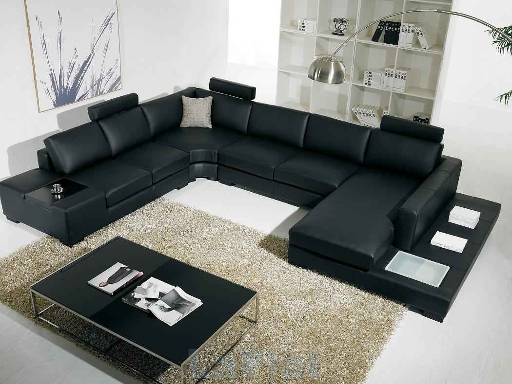 black sectional sofa room ideas chesterfield online cheap modern furniture