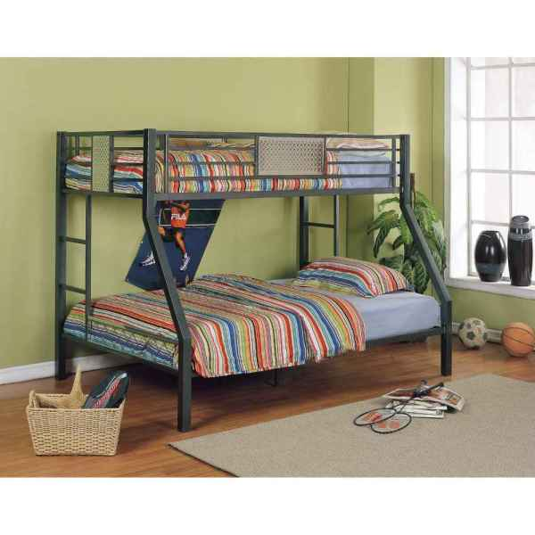 Powell Teen Loft Bunk Bed