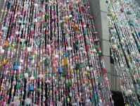 Hippie Door Beads Curtain For Home