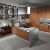 Modern Steel Cabinet To Keep Organized