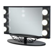 Hollywood Lighted Vanity Mirror | Feel The Home