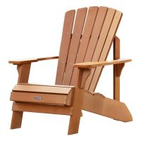 Lifetime Adirondack Chair With Ottoman Chaise Longue ...