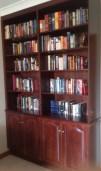A beautiful bookcase, so many beautiful stories