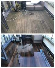 Pressure Washing Services - Decking and Woodwork Cleaning and Restoration