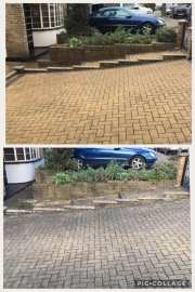 Pressure Washing Services - Driveways and Patios