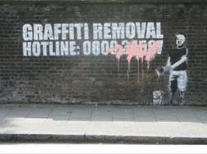 Graffiti Removal Service in London, Surrey and Essex