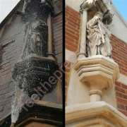 Pressure Washing Services - Stone Cleaning