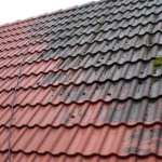 Cleaning Clay Roof Tiles with Low Pressure Jet Cleaning