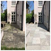 Pressure Washing - Doff steam cleaning, patio cleaning, Brick Cleaning, Stone cleaning and Much More