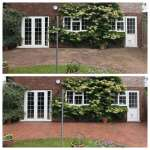 Pressure washing services Weybridge KT13
