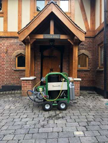 pressure cleaning thermatech machine in barnet, en5, London