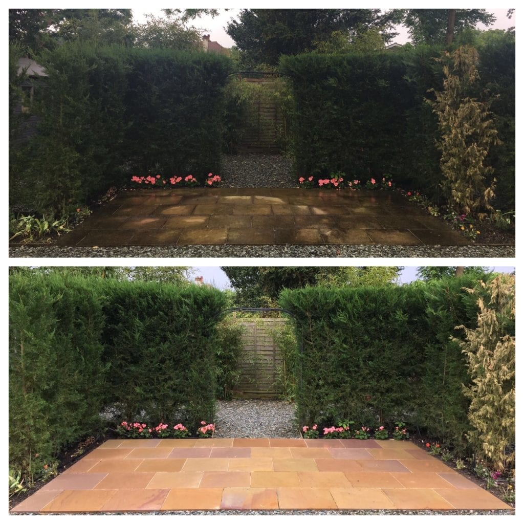 FEEL THE PRESSURE UK ELITE PATIO CLEANING SERVICES