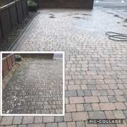 Residential carpark & Driveway pressure cleaning service East Finchley London N2