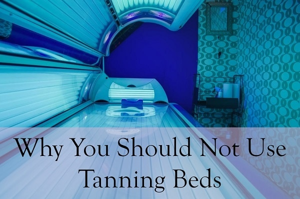 Why You Should Not Use Tanning Beds