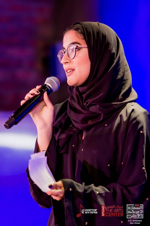 Exploring the UAE's Spoken Word Scene: Four Emiratis Share their Passion for Poetry