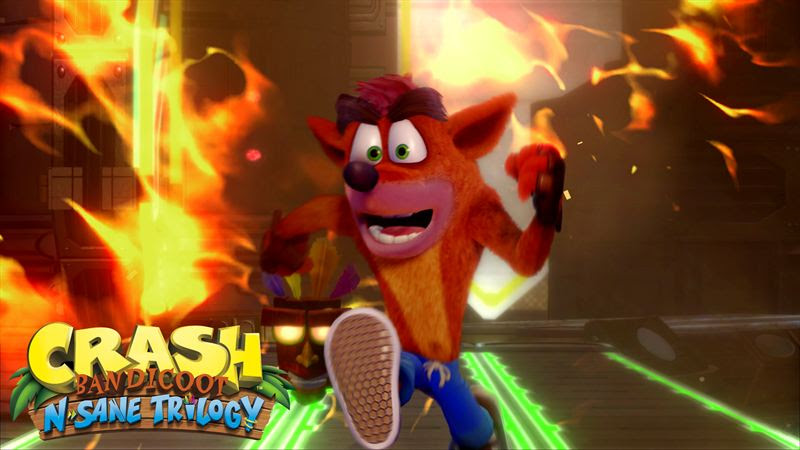 Better With Crashitude: Crash Bandicoot™ N. Sane Trilogy