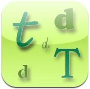 Oefen de werkwoordspelling op de iPad