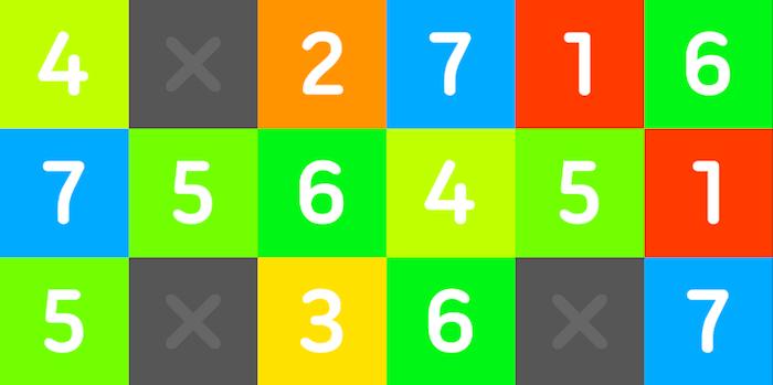 Creatieve en uitdagende rekenpuzzels voor iOS en Android