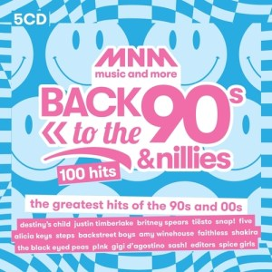 MNM - Back To The 90S & Nillies 100 Hits