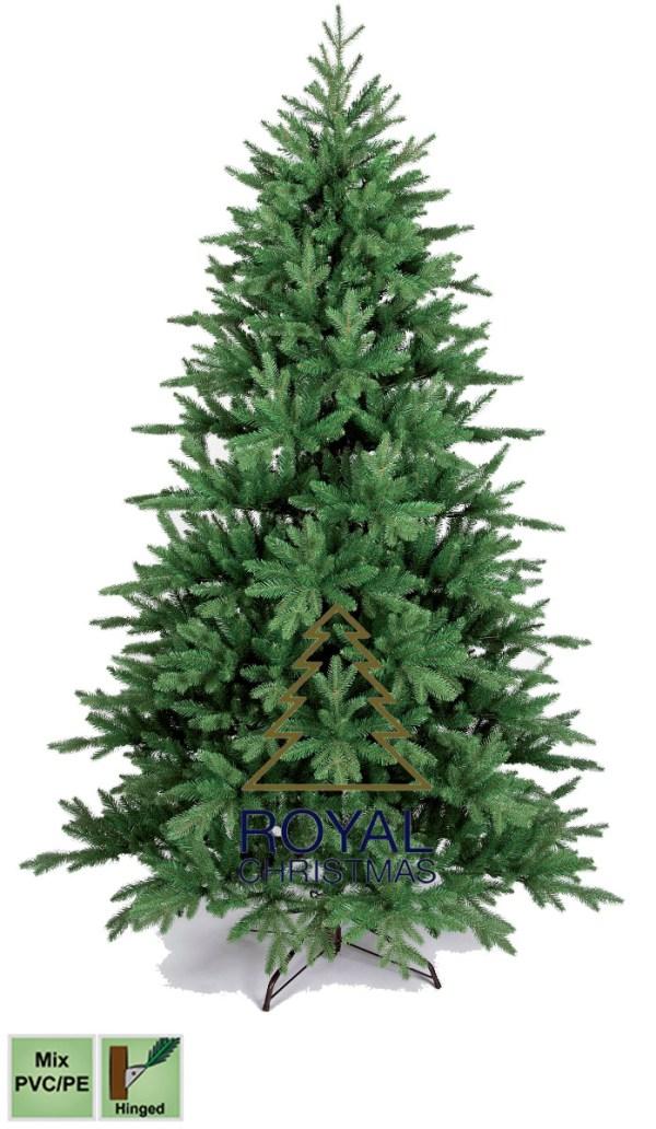 Kunstkerstboom Arkansas PE / PVC Premium 150 cm
