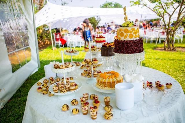 organiseren van een geslaagd feestje
