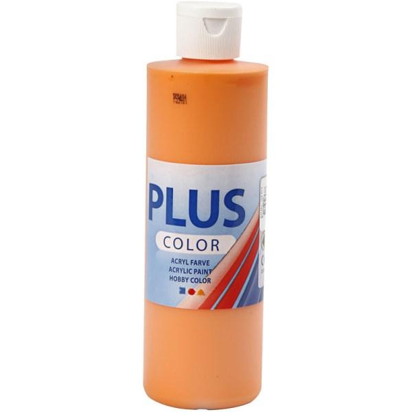 acrylverf oranje plus color