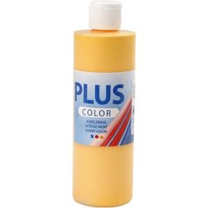 acrylverf zon geel plus color