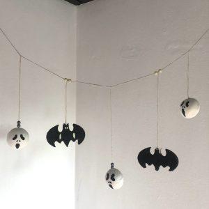 DIY Halloween slinger knutselpakket