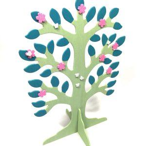 sieradenboom kinderfeest knutselpakket