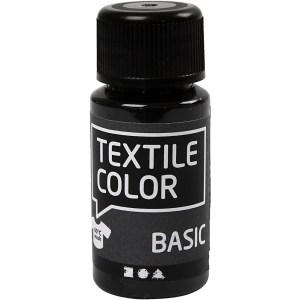 textielverf basic zwart