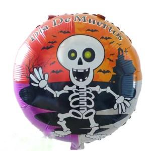 folieballon halloween