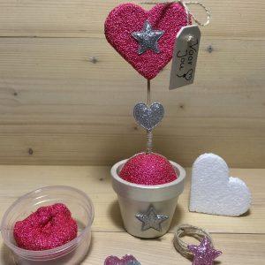 knutselpakket valentijn Moederdag