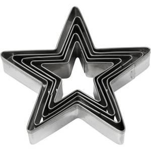 uitsteekvormen ster