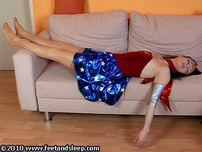 FeetandSleep Videoset  526