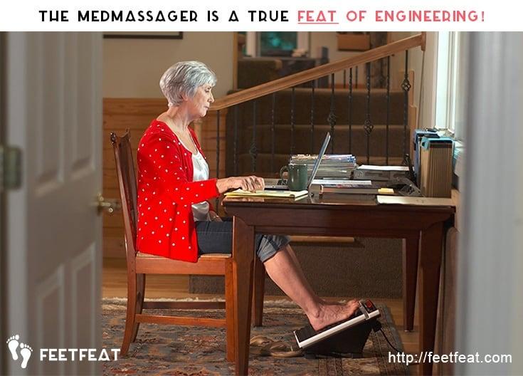 MedMassager Feat of Engineering