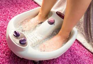 Home Foot Spa Featured Image