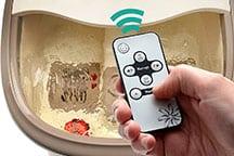Home Foot Spa Remote Control